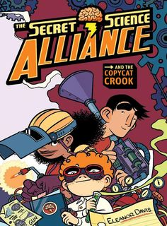 "Try telling someone the best thing you read all year was a children's comic book called The Secret Science Alliance and The Copycat Crook and watch how quickly you become telepathic.  In the twenty or so times I've mentioned this to people since 2009, I swear, I can actually hear, ""who's this ding-a-ling"" pulsating out of their brain.  Four years later, I'm still that same dame-a-ling, but I'm also still that impressed with Eleanor Davis' astonishing kid's adventure comic."