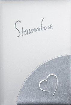 Stammbuch der Familie -Nobi-, moderner Touch, zurückhaltende Farbgestaltung.