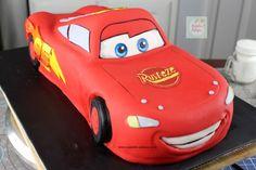 Rayo McQueen Cake paso a paso| Natalia Salazar - Disney Cars Party, Disney Cars Birthday, Lighting Mcqueen Cake, Projects To Try, Mc Queen, Birthday Ideas, Car Cakes, Cakes With Fondant, Chocolate Cookies