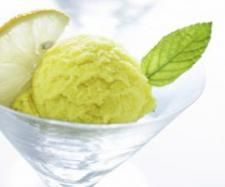 Recipe Apple and Lemon Zest Sorbet by Thermomix in Australia - Recipe of category Desserts Sorbet Ice Cream, Lime Sorbet, Lemon Ice Cream, Sweets Recipes, Apple Recipes, Snack Recipes, Cooking Recipes, Bellini Recipe, Thermomix Desserts