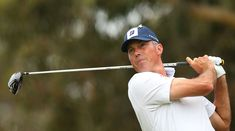 Matt Kuchar's new-look swing has already improved his accuracy. Watch and learn; it can help yours, too. Johnny Miller Golf, Iron Games, First Plane, Best Iron, Modern Games, Camera Angle, Ryder Cup, Got Him, How To Become