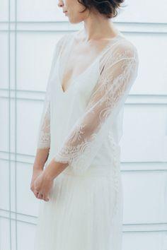 "Robe de mariée ""Hanae"" collection 2017 Atelier Swan"