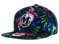 Dallas Mavericks New Era NBA HWC Pop Trop 9FIFTY Snapback Cap Hats