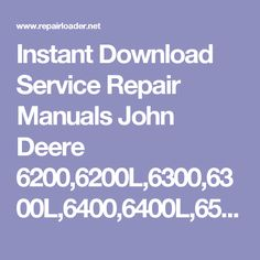 John deere horicon hydraulic attachments technical manual tm 1593 instant download service repair manuals john deere 62006200l63006300l64006400l65006500l tractors repair manual tm4523 fandeluxe Images