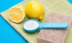 Pulire casa con prodotti naturali come aceto di mele, limone e bicarbonato di sodio
