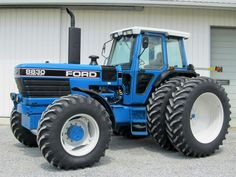 1990 170 hp FORD 8830 FWD