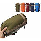 Outdoor Schlafsack CAMTOA® ultraleicht, klein, warm Schlafsack Hüttenschlafsack, Outdoor Wasserdicht Camping Sleeping Bag Sommerschlafsack