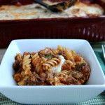 Classic Baked Ziti Pasta