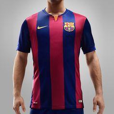 Así se vería la camiseta del Barcelona sin publicidad alguna | Noticias | Pasión Libertadores