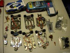 Slot Car Kits
