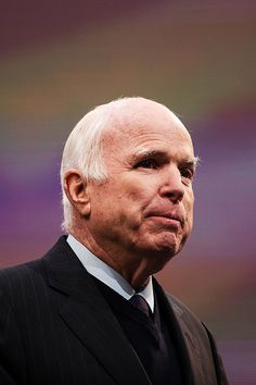 John Cassidy writes about Senator John McCain's 2017 Liberty Medal ceremony speech, where he took a stab at the President and his politics without having to name him.