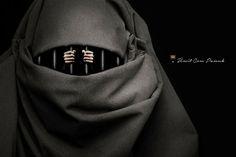 Prison Burka By Umit Cem Pamuk by umitpamuk.deviantart.com on @DeviantArt