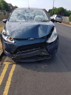 Ebay  Ford Fiesta   Tdci Long Mot K Damaged Repairable Spares Or Repair