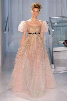Are you the unconventional bride  You might love this blush pink wedding  gown by Reem 47a3bf0503