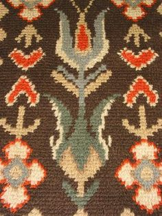 Rya Rug, Textile Art, Bohemian Rug, Textiles, Embroidery, Rugs, Google, Fabrics, Home Decor
