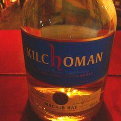Also scotch...a farm-made single malt. You can taste the green-ness.