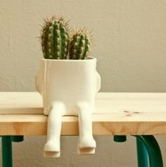 Hanging Sit Pot by Wacamole Ceramic on Wootocracy #pot #ceramic #homedecor #wootocracy #wacamole