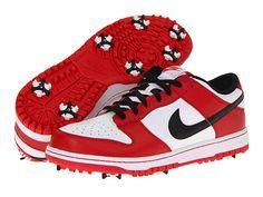 Nike Golf Dunk NG – White/Black/University Red
