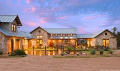 Dogtrot Ranch Home. Beautiful inside & out.
