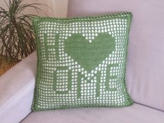 Throw Pillows, Starry Ceiling, Flower Crochet, Knitting And Crocheting, Tutorials, Deco, Projects, Toss Pillows, Decorative Pillows