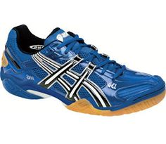 ASICS Gel Domain 2 Blue Shoe (E002Y.4791) Asics Volleyball Shoes 860b63473a