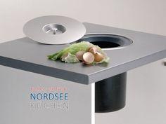 WESCO Ergo Master 11 Liter   Wesco Mülleimer   Mülleimer   Nordsee Küchen
