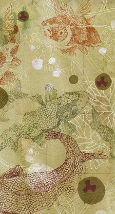 Nina Weber Illustration:  Fukushima Beauty #3 www.illuninare.de