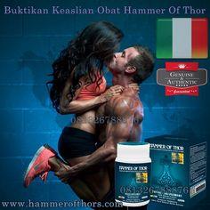 Buktikan Keaslian Obat Hammer Of Thor
