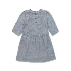 Pintuck Dress at Marie-Chantal