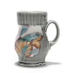 Jennifer Allen - Porcelain Cup, ceramics, Pottery