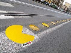 Publicidad que inunda las calles: 20 ambients cargados de diseño | Una pausa para la publicidad