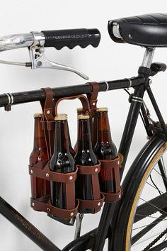 Fyxation Bike 6-Pack Holder. Haha, max needs this...wait...I NEED THIS lol ;)