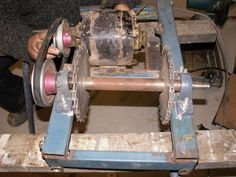 Photo 01 - Groover mechanism