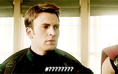 Chris Evans || This whole series of gifs is great... || Captain America || AoU