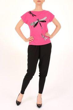 Tricouri - Dona Kyros T Shirt, Tops, Women, Fashion, Supreme T Shirt, Moda, Tee, Women's, Fashion Styles