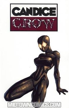 Midtown Comics' 09/21/15 #Deal of the Day: #CandiceCrow GN for 60% OFF!