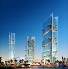 Project: Taigu Craft International Plaza 2 - SURE Architecture