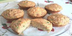 Muffins thon ciboulette