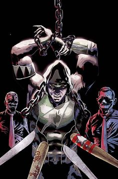 DC Comics February 2016 Covers and Solicitations - Comic Vine
