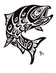 tribal fish tattoo - Google Search