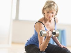 I've heard that weight training can prevent age-related changes in parts of the brain having to do with thinking and memory. If this is true, I would like to know how much weight training is enough.