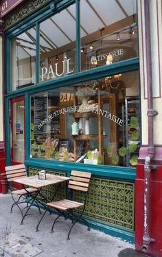 Paul Patisserie bakery