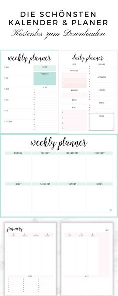 Schöne Kalender sind meistens teuer. Deshalb habe ich eine kostenlose Alternative für euch: Wunderschöne Kalenderblätter zum Downloaden & Ausdrucken!   Freebies, Freebie, Kalender, Planer, Planner, Tipps, Weekly, Monthly, Daily Bullet Journal Hacks, Bullet Journal Printables, Bullet Journal How To Start A, Bullet Journal Layout, Bullet Journal Inspiration, Kikki K Planner, Weekly Planner, Bujo, Diy Calendar