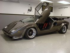 #Lamborghini Countach #cars Low Storage Rates and Great Move-In Specials! Look no further Everest Self Storage is the place when you're out of space! Call today or stop by for a tour of our facility! Indoor Parking Available! Ideal for Classic Cars, Motorcycles, ATV's & Jet Skies. Make your reservation today! 626-288-8182