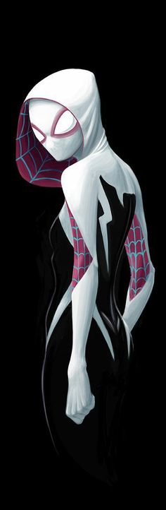 I really like spidergwen's design