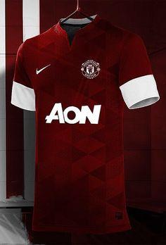 Manchester United - Kit on Behance Manchester United Third Kit, Manchester United Football, Sports Jersey Design, Leonel Messi, Football Pitch, Wayne Rooney, Soccer Kits, Man United, Sport Wear
