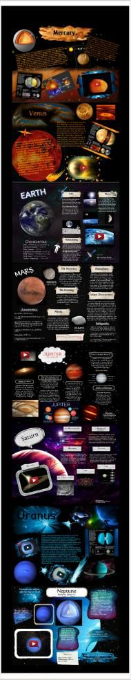 Have a look at these beautiful Glogs about Solar system! You can find more Glogs about Solar system and planets here: http://edu.glogster.com/glogpedia?order=updated&discipline=248&subject=366&=glogpedia-navigate-Planets #Glogster #SolarSystem #Planets