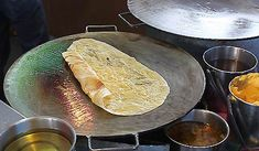 Thai Street Vendor Style Roti / Rotee Recipe!  This was my favorite treat in Thailand!