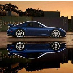 Cool reflection.