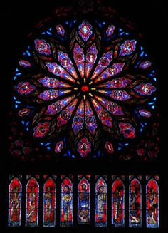 Nidaros Cathedral Trondheim The Rose Window My Ancestors Built This Church It Is State And Coronation Of Norway